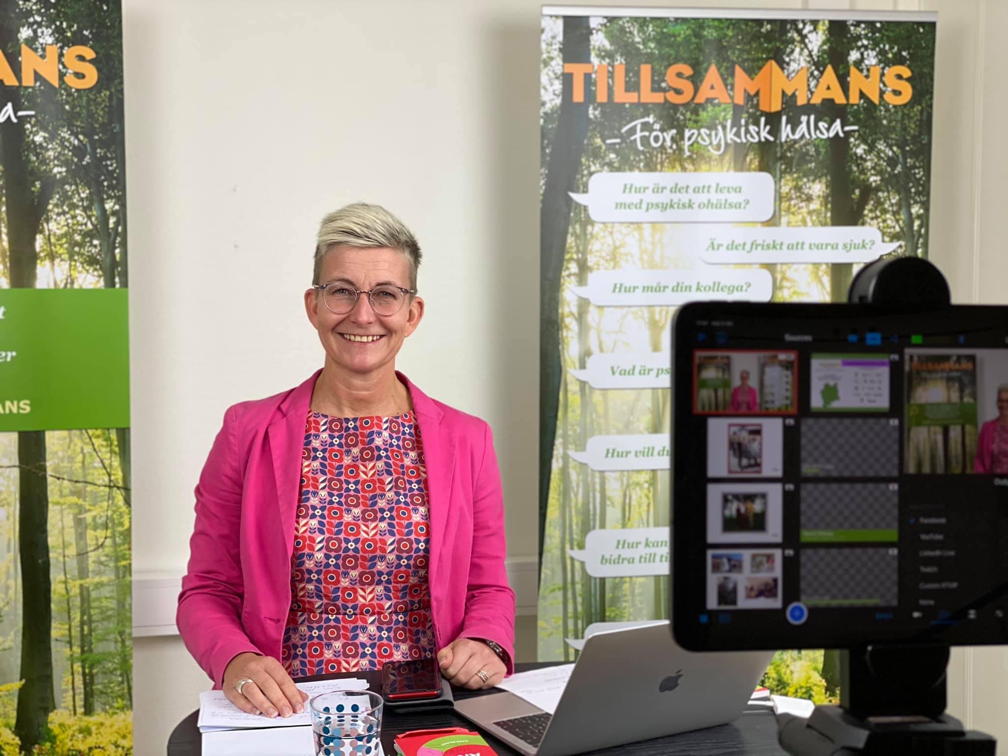 Hellre arg än död – Marie Niljung under Tillsammansveckan 2020
